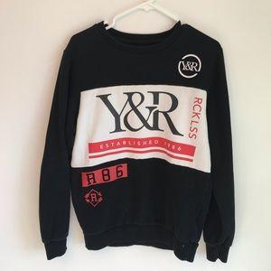 Young & Reckless sweatshirt